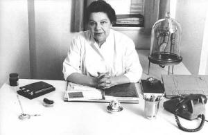 Marguerite Maury