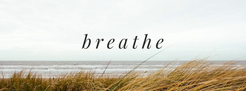 Breathe away anxiety