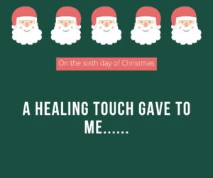 On the sixth day of Christmas