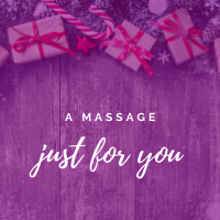 Give the gift of massage