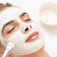 Facial with A Healing Touch