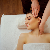Indian Head Massage as part of Pamper Package