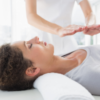 Reiki Healing with A Healing Touch